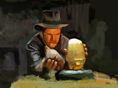 Raiders of the lost ark - 30minutes